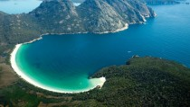 Wineglass Bay - Freycinet National Park Tasmania Australia
