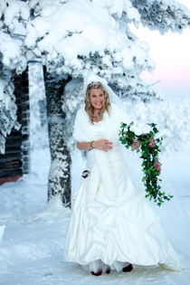 Winter Bride-C Slen Sweden