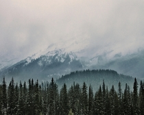 Winter Comes Early In The Kananaskis Valley OC