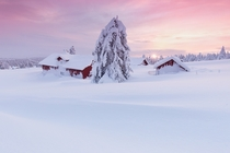 Winter in Lillehammer Norway  Photographed by Rob Kints
