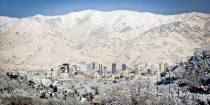 Winter in Tehran