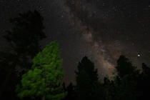 With all the other milky way photos figured Id share a more natural looking photo Grand Canyon National Park