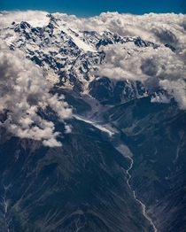 With an  m  ft elevation Nangaparbat in Northern Pakistan is the th highest peak in the World This spectacular beauty has a dark face that earned her the nickname Killer mountain Nangaparbat is a notoriously difficult climb