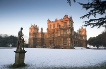Wollaton Hall in Nottingham England  Photographed by Tracey Whitefoot