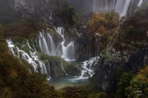 Wonderland - Plitvice Lakes National Park Croatia  by Arno Hemmer