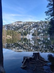 Woods Lake near Kirkwood CA x OC