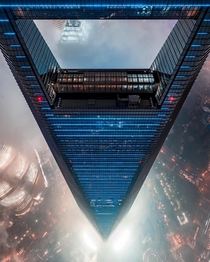 World Financial Center Shanghai Photo Aaron Shao