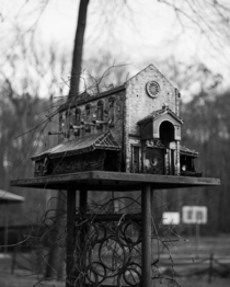 Worlds smallest abandoned chapel
