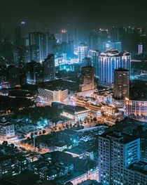 Wuhan China - A city x the size of Paris