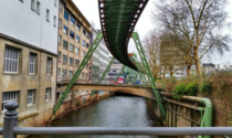 Wuppertal and its amazing suspended monorail