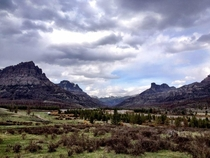 Wyoming isnt just the Tetons and Yellowstone Double Cabin outside Dubois