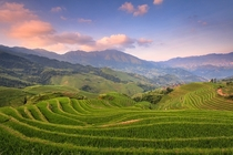 x-post from rChinaPics Longsheng Ricefields