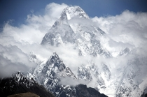 x-post from rExplorePakistan Gasherbrum IV Gilgit-Baltistan Pakistan  m  by Oleg Bartunov