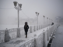 Yakutsk Russia The coldest city in the world