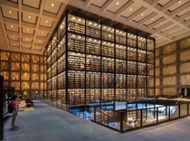 Yales Beinecke Library x