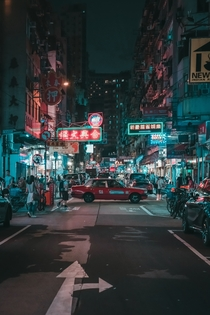 Yau Ma Tei Kowloon Hong Kong Photo credit to Airam Dato