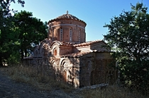 -year-old Byzantine church