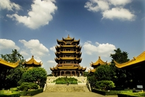 Yellow Crane Tower Wuchang District China