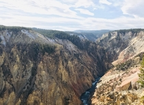 Yellowstone Grand Canyon x OC
