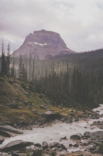 Yoho National Park Hike BC Canada