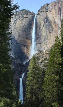Yosemite falls - Yosemite National Park California