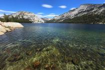 Yosemite is more than just valley and waterfalls Tenaya Lake OC
