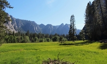 Yosemite National Park CA