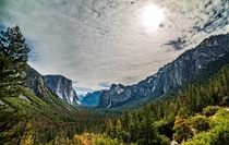 Yosemite National Park CA - Today