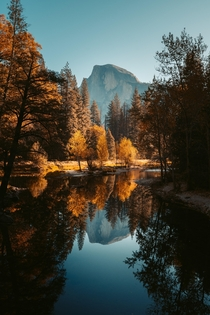 Yosemite National Park in the Fall  kevwolf
