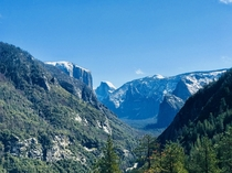 Yosemite National Park was breathtaking OC