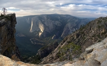 Yosemite Valley from Taft Point