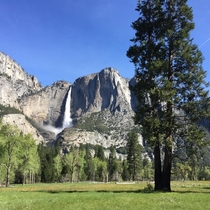 Yosemite Valley never disappoints