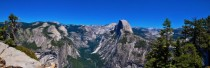 Yosemite Valley Panorama from Glacier Point
