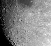 You dont need to spend thousands of dollars to take good pictures - this is my take on Tycho the largest crater on the Moon using a  webcam and  telescope