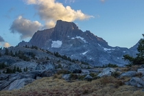 You have to visit to know why this place has been named after ansel adams Mt Ritter and Mt banner sunset shot from Ansel adams wilderness