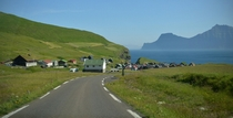 You will always long to return after a visit to the stunning Gjov Faroe Islands