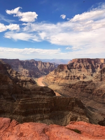Your stereotypical picture of one of the most miraculous places on Earth the Grand Canyon