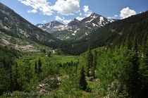 Yule Creek Valley Marble Colorado
