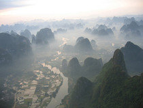 Yulong River Valley - China