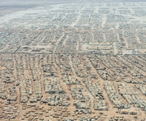 Zaatari Syrian refugee camp in Jordan Jordans th biggest city population