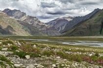 Zanskar Valley in Ladakh India  By Soumen Basu Mallick  x-post rIncredibleIndia