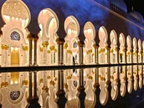 Zayed Mosque Abu Dhabi