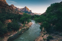 Zion National Park is heaven