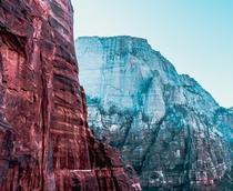 Zion National Park Through Different Eyes