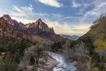 Zion National Park UT  by Aric Jaye