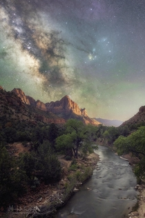 Zion National Parks Ever-Epic Watchman