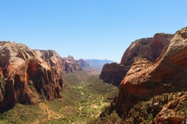 Zion will never cease to amaze